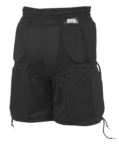 STX Youth Padded Lacrosse Goalie Pant, Medium/Large
