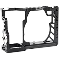 SmallRig Camera Cage for SONY A7/ A7S/ A7R Mirrorless Camera with Built-in ARRI Accessory Mounting and Rosette - 1815