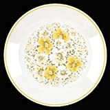 10 inch corelle plates - Corning Corelle April Daisy Dinner Plate, April Spring Flower Plate 10 inch