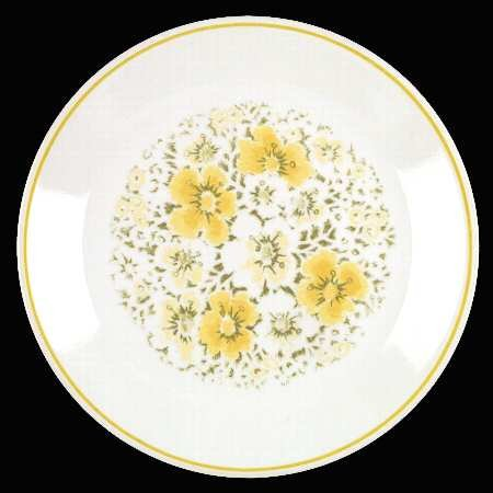 corelle yellow flowers - 6