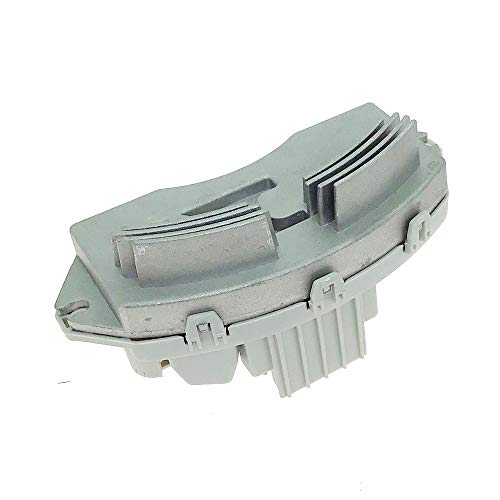 Replace Blower Resistor - HVAC Fan Blower Motor Resistor Front - Fits BMW E70 E71 E89 E90 E91E92 E93 - Replace# 64116927090 64119146765 64119222072 64119265892 64119266185