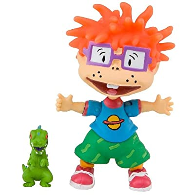 Nicktoons Rugrats 3 Inch Action Figure - Chuckie: Toys & Games