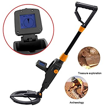KINWAT MD-1008A LCD Metal Detector Beach Search Machine Underground Gold Digger Industrial Metal Detectors for Metal Detection: Amazon.com: Industrial & ...