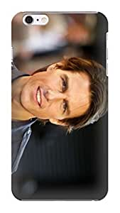 Style Cool Tom Cruise phone PC phone case with cool designed for Case Cover For Apple Iphone 6 Plus 5.5 Inch
