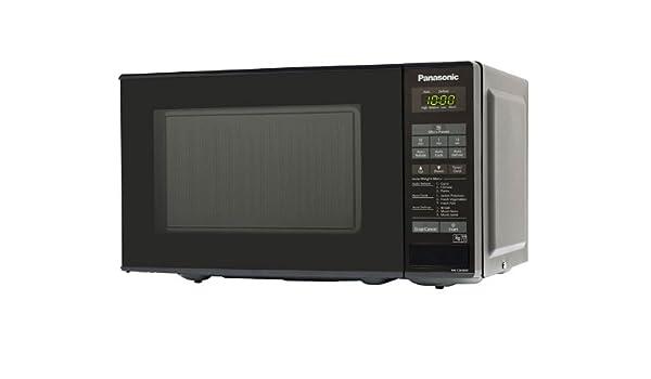 Panasonic NN-E281BMBPQ 800W Horno microondas compacto: Amazon.es ...
