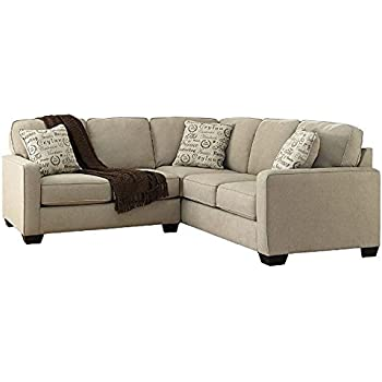 Awesome Amazon Com Alenya 16600 56 66 2Pc Sectional Sofa With Right Evergreenethics Interior Chair Design Evergreenethicsorg