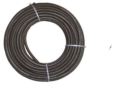 "Speedway ST-96116 Replacement Cable, 5/8"", 100"" Length, Metal, Black"