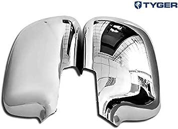 99-06 GMC Sierra+00-06 GMC Yukon+XL+Cadillac Escalade Chrome Mirror Cover