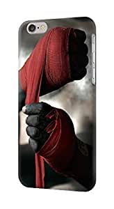 S1252 Boxing Fighter Case Cover For IPHONE 5C