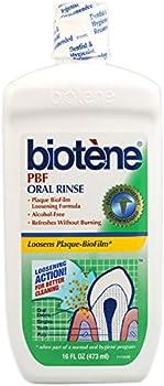 Biotene Moisturizing Oral Rinse, Original Flavor 16 oz
