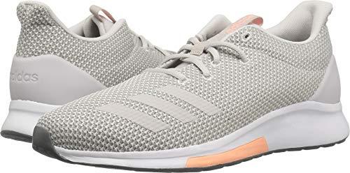adidas Women's Puremotion Running Shoe, Grey/Clear Orange, 5.5 M US