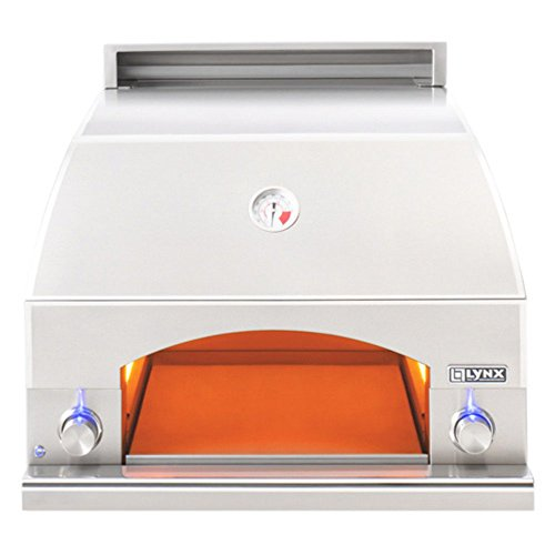 Lynx 30 in. Napoli Built-In Pizza Oven Counter Top by Lynx