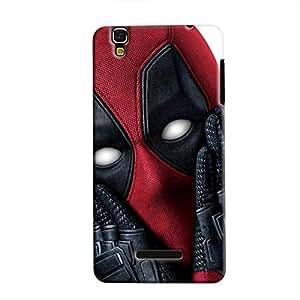 Cover It Up - Aww! Deadpool YU Yureka Hard Case