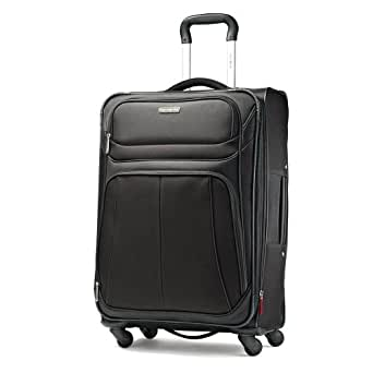 Samsonite Luggage Aspire Sport Spinner 29 Expandable Bag, Black, 29 Inch