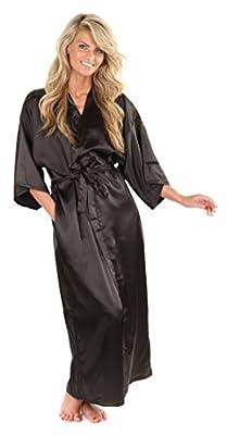 VEAMI Women's Kimono Robe, Long