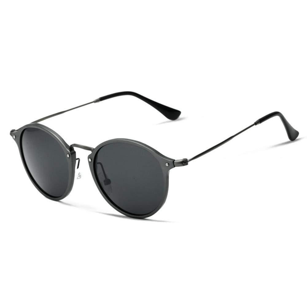 TtKj Men and Women of The Same Type of Light Aluminum Magnesium Full Frame polarizing Bright Color Sunglasses