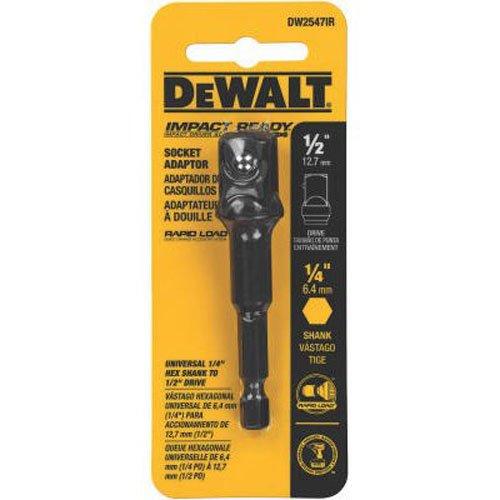 DEWALT DW2547Ir 4 Inch 2 Inch Adaptor