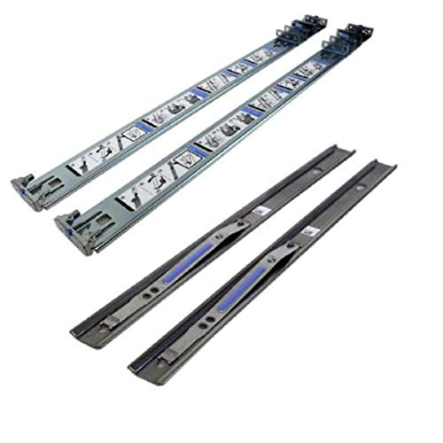 Static Rail Kit for Dell PowerEdge R210 Server (Certified Refurbished)