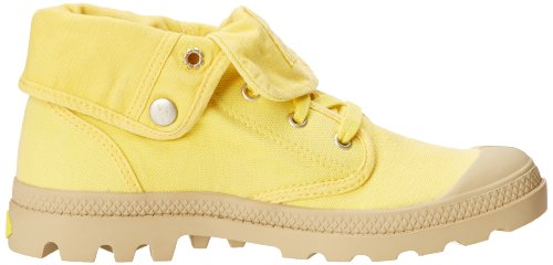 Baggy Yellow Women's Boot Palladium Low aY5Fq