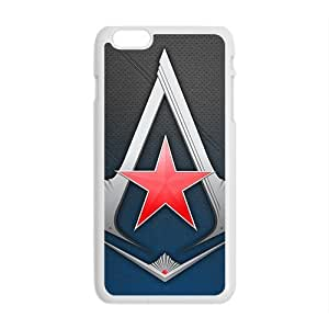 Cool-Benz Assassins Creed 3 logo Phone case for iPhone 6 plus