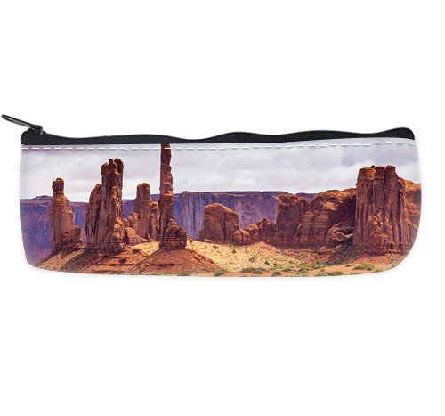 as With Rocky Sculptures Monument Valley Pencil Case (Sculpture Monument)