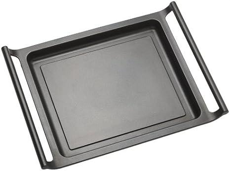 BRA Plancha Asar, Negro, 35 cm