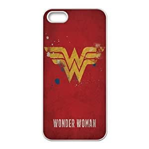 Case For Sam Sung Galaxy S5 Cover , Wonder Woman Poster Justice League Case For Sam Sung Galaxy S5 Cover , Stevebrown5v White