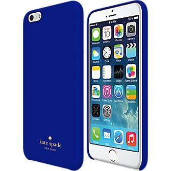 Image Unavailable. Image not available for. Color  Kate Spade New York  Leather Wrapped Case Emperor Blue iPhone 6 Plus 6b9faaa0a9