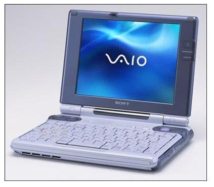 Ultra Small laptop - SONY VAIO PCG-U1 (Please see seller comments or product details below)