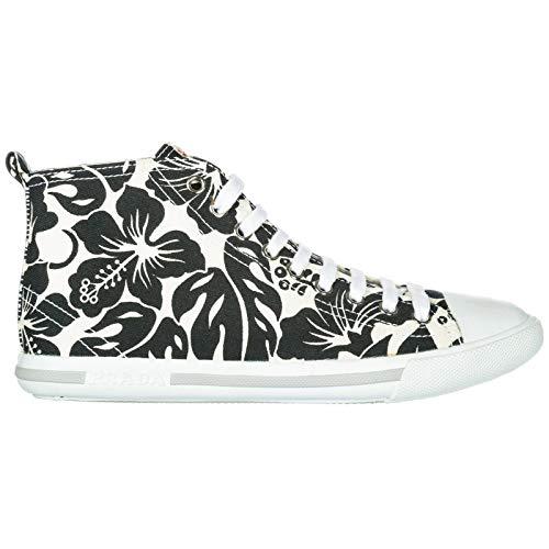Blanco Prada Prada Zapatos Zapatos Pt886 x8z7nwT