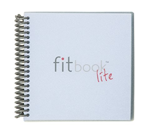 Fitlosophy Fitbook Lite 6-Week Weight-Loss Journal by Fitlosophy