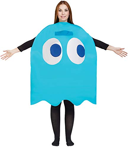 Adult Pac Man Inky Costume