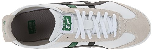 Tiger Green White Sneaker Fashion Onitsuka Black 66 Mexico SdwSRF