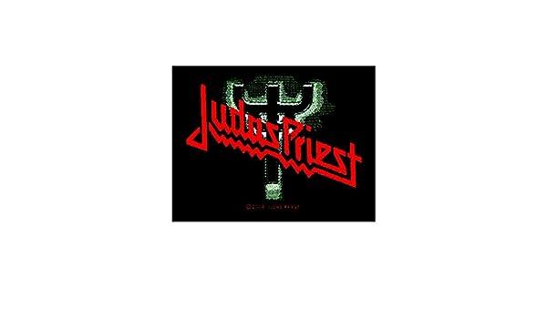 armardi b Parche Judas Priest Logo: Amazon.es: Ropa y accesorios