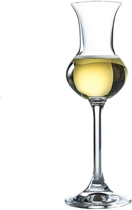 Whisky Vaso Cristal Cristal Copita Nariz Vaso Ron Licor ...