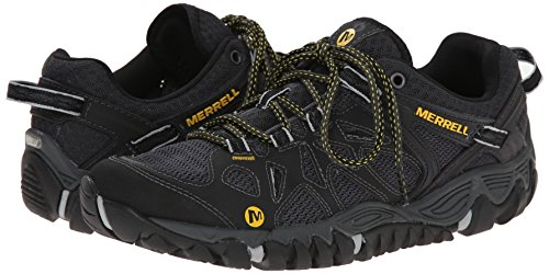 Merrell Men's All Out Blaze Aero Sport Hiking Water Shoe, Black, 7 M US by Merrell (Image #6)