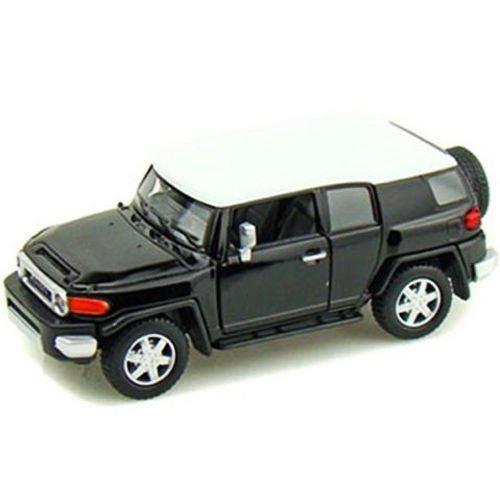 Kinsmart Toyota FJ Cruiser Diecast Display Toy Car 1:36 KT5343D Black ,#G14E6GE4R-GE 4-TEW6W200388