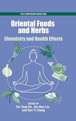 Oriental Foods and Herbs: Chemistry and Health Benefits (ACS Symposium Series)