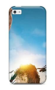 KristineWilliamsshop New Style Hot Tpu Cover Case For Iphone/ 5c Case Cover Skin - Avatar Imax Poster 2075489K19007386