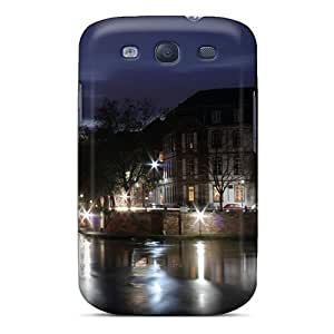 Premium Durable Strasbourg France Europe Fashion Galaxy S3 Protective Case Cover