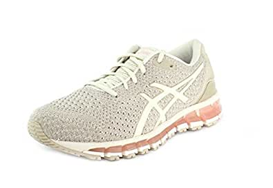 ASICS Women's Gel-Quantum 360 Knit Birch/Feather Grey 6 B US