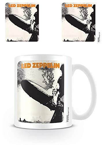 Led Zeppelin MG25404 Ceramic Mug, 315 ml/11 oz-Album I, -