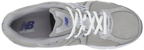 New Balance, Scarpe da corsa uomo, (Silver with Blue), 41