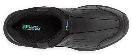 SR Max Charlotte Slip Resistant Mens Slip On Sneaker p4ZDquC1J
