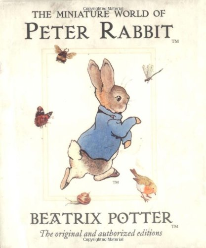 Miniature World of Peter Rabbit: 12-copy drawer (Miniature Peter Rabbit - Miniature Drawer