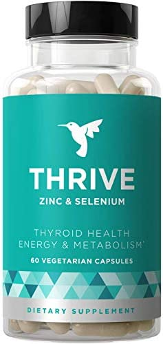 Thrive Thyroid Support Energy Metabolism product image