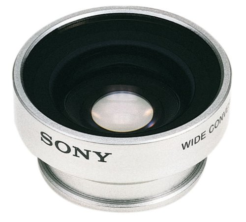 Sony VCL0630S Wide Angle Lens for DCRPC101/105/350 by Sony