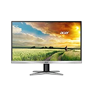 Acer G257HU smidpx 25-Inch WQHD (2560 x 1440) Widescreen Monitor