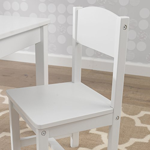 KidKraft Aspen Table and Chair Set - White new - realevaluation.com