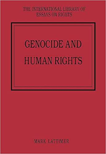 Genocide And Human Rights International Library Of Essays On Rights  Genocide And Human Rights International Library Of Essays On Rights